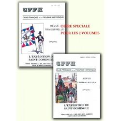 L'EXPÉDITION DE SAINT-DOMINGUE. VOLUMES 1 et 2