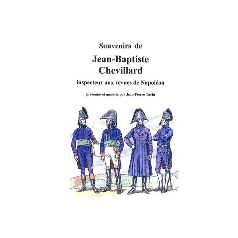 Souvenirs de Jean Baptiste Chevillard