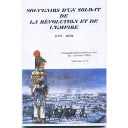 Souvenirs d'un soldat de la Révolution et de l'Empire 1793-1806