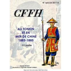 Au Tonkin et en Mer de Chine. 3 Volumes groupés