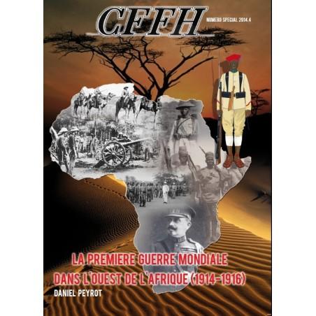 La guerre de 1914 en Afrique de l'Ouest. 1ère partie
