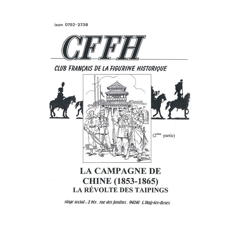 Campagne de Chine  1860 et Révolte des Taïpings. Tome 2