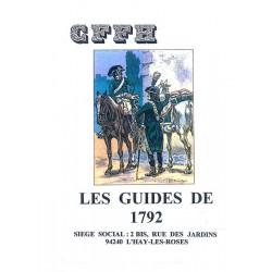 Les guides de 1792