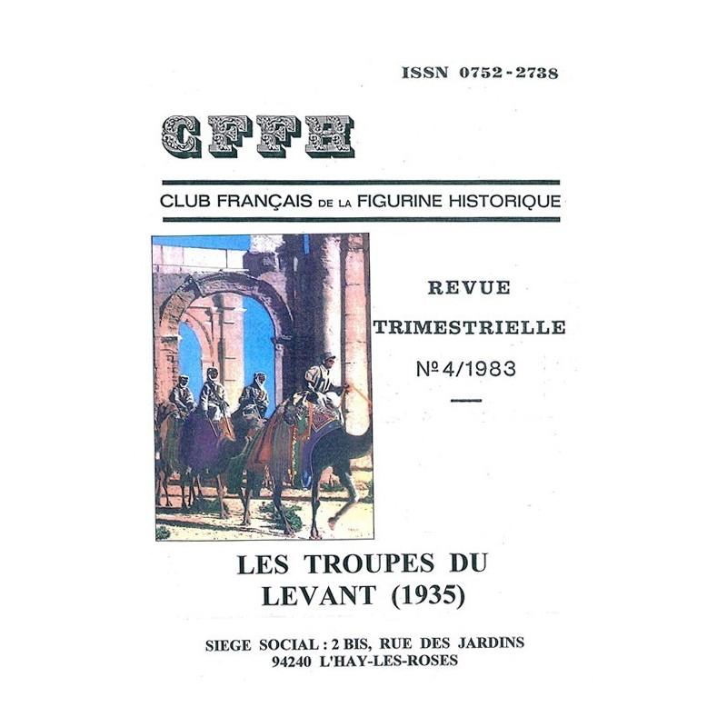 Les troupes du Levant.1931-1935