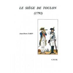 Le siège de Toulon, 1793