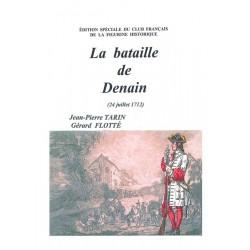 La bataille de Denain. 1712